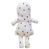 Sophie & Lili Kennebunkport Custom Doll Earmuff Blonde - Lumberjack Dress