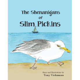Tony Veihmann The Shenanigans of Slim Pickins by Tony Viehmann