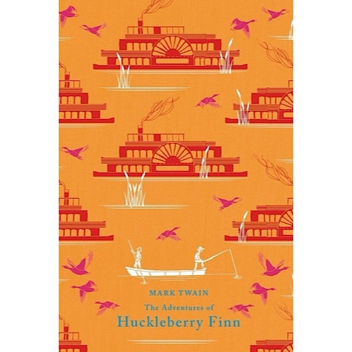 Puffin Classics The Adventures of Huckleberry Finn
