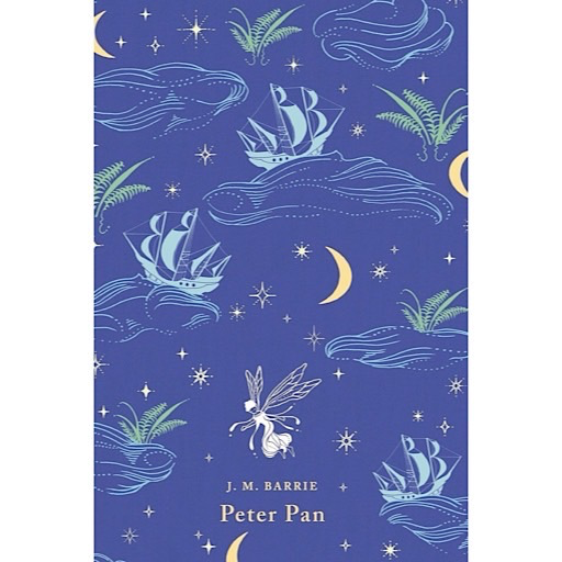 Penguin Puffin Classics Peter Pan