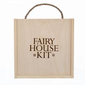 Liza Gardner Walsh Fairy House Kit