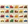 Memory Tiles - Vehicles