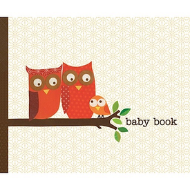 Chronicle Petit Collage Baby Book