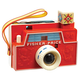 Schylling Fisher Price Changeable Disk Camera