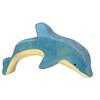Holztiger Wooden Dolphin - Jumping