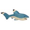 Holztiger Wooden Shark