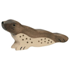 Holztiger Wooden Harbor Seal