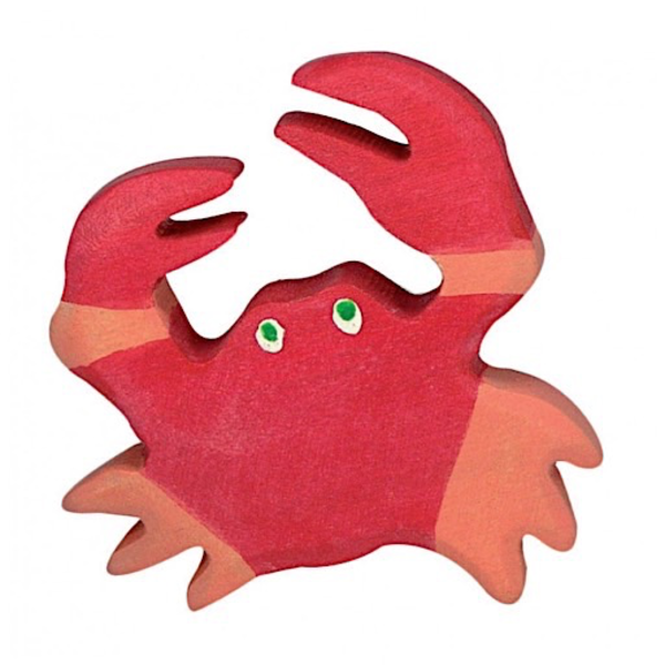 Holztiger Holztiger Wooden Crab