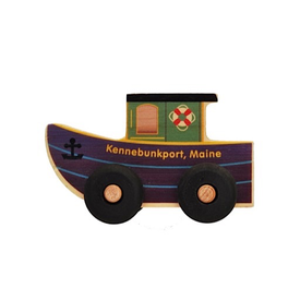 Maple Landmark Kennebunkport Tugboat Scoot