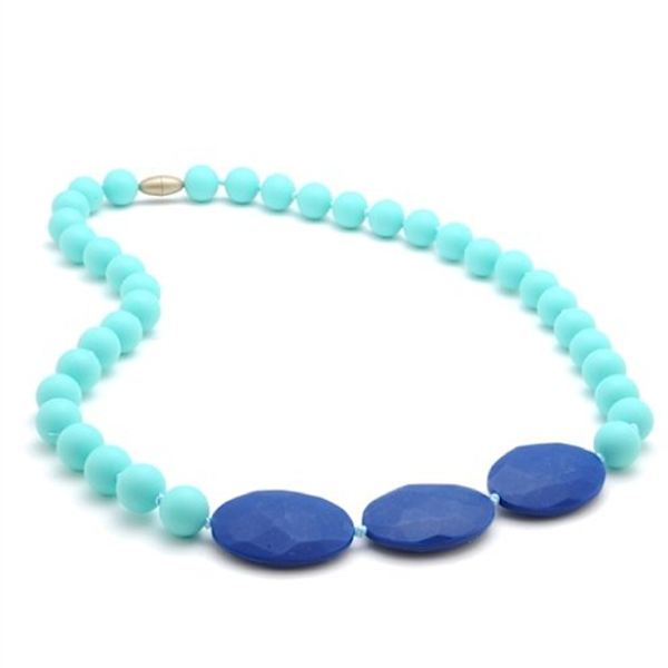 Chewbeads Chewbeads Greenwich Necklace - Turquoise