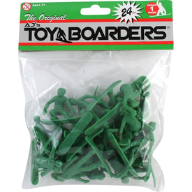 AJ's Toy Boarders Toy Boarders Series One Snowboarders - 24 Pack