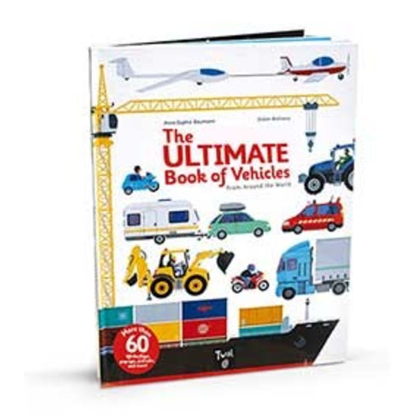 Chronicle The Ultimate Book Of Vehicles From Around The World