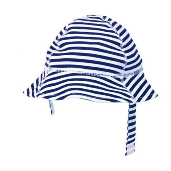 San Diego Hat Company Nautical Baby Hat Navy - 0-12M
