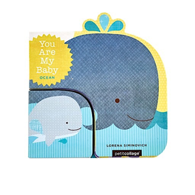 Chronicle You Are My Baby - Ocean - Board Book