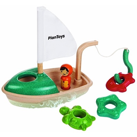 Plan Toys Plan Toys Activity Boat