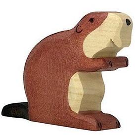 Holztiger Holztiger Wooden Beaver
