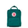Fjallraven Kanken Mini Backpack - Ocean Green