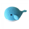 Whale Rattle - Blue