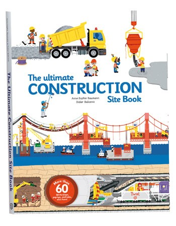 Chronicle The Ultimate Construction Site Book