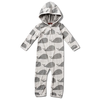 Milkbarn Organic Cotton Hooded Romper