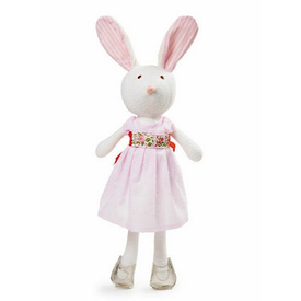 Hazel Village Hazel Village Emma Rabbit - Spring Dress