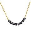 Little Lux Girl Gang Necklace
