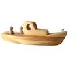 Wooden Lobster Boat