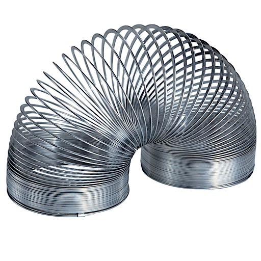 Poof-Slinky Retro Slinky