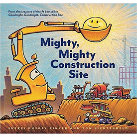 Chronicle Mighty Mighty Construction Site