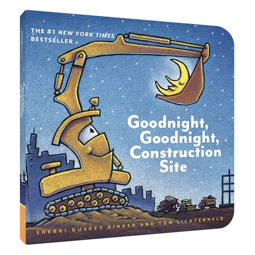 Chronicle Goodnight Goodnight Construction Site - Board Book