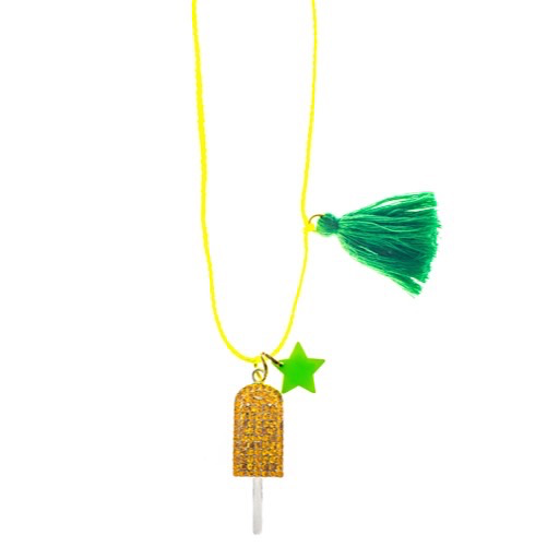 Gunner & Lux Popsicle Summer Necklace