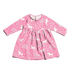 Winter Water Factory Winter Water Factory Geneva Baby Dress