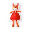 Hazel Village Flora Fox - Strawberry Red Jumper