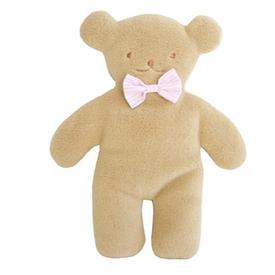 Alimrose Alimrose Pancake Snuggle Bear - Pink