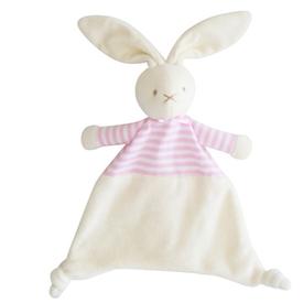Alimrose Alimrose Bunny Comforter - Pink