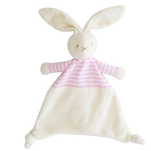 Alimrose Bunny Comforter - Pink