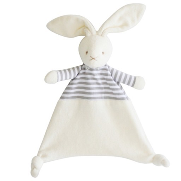 Alimrose Alimrose Bunny Comforter - Grey