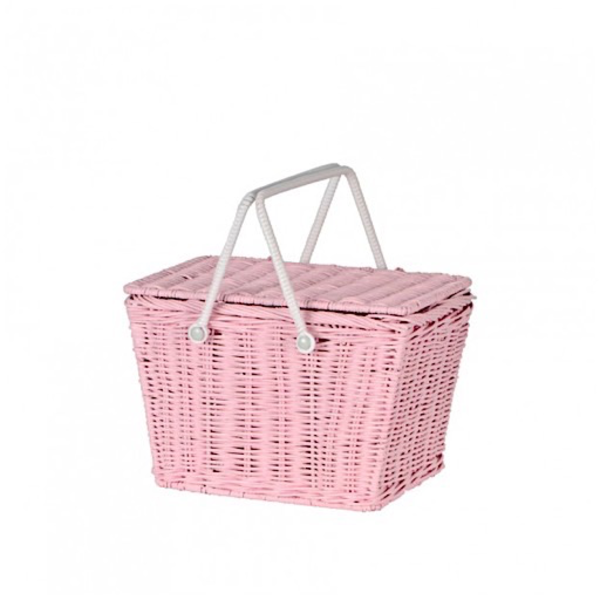 Olli Ella Olli Ella Piki Basket - Pink