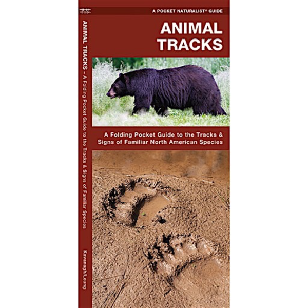 Waterford Press A Pocket Naturalist Guide - Animal Tracks