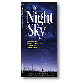 Waterford Press A Pocket Naturalist Guide - The Night Sky
