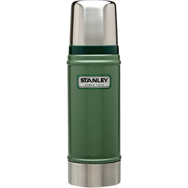 Stanley Stanley Thermos .5 Quart Classic Vacuum Bottle - Green