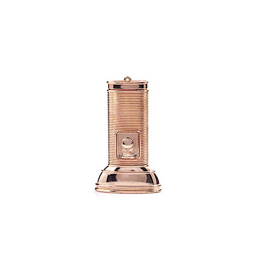 Kikkerland Copper Flat Flashlight