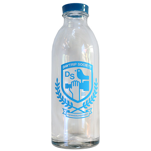 Daytrip Society - Glass Water Bottle