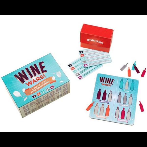 Chronicle Wine Wars