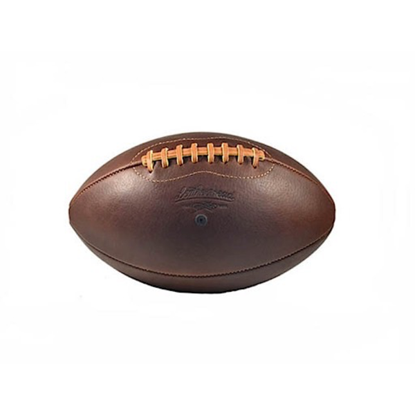 Cunningham Classics Leather Head Football - Brown