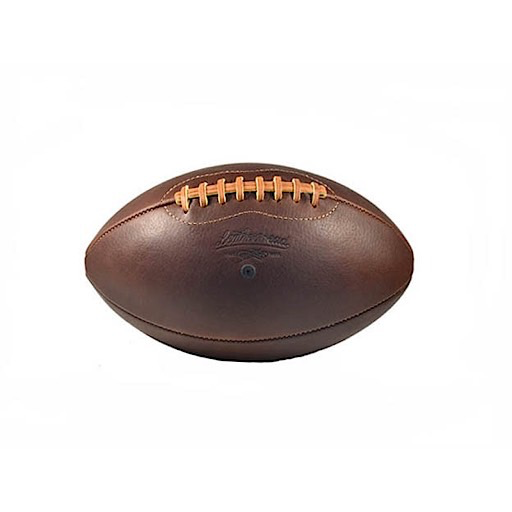 Leather Head Sports Leather Head Football - Brown