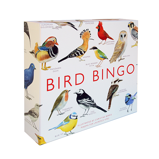 Chronicle Bird Bingo