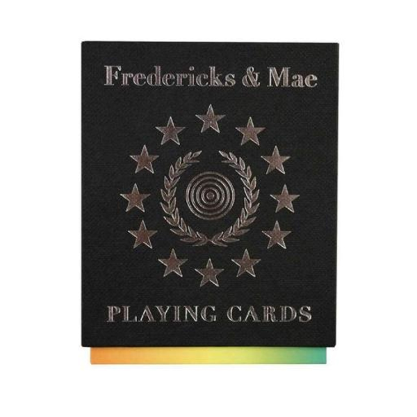 Chronicle Fredericks & Mae Playing Cards