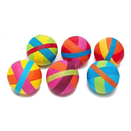 Tops Malibu Deluxe Surprise Ball Stripes