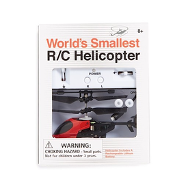 Westminster World's Smallest RC Helicopter